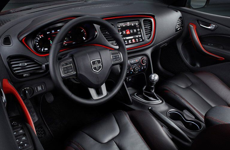 2016 Dodge Dart technology
