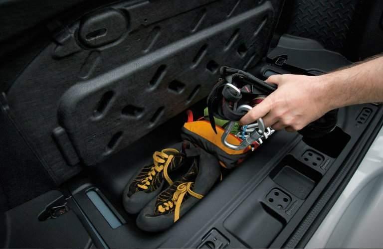 2018 jeep wrangler jk interior cargo storage
