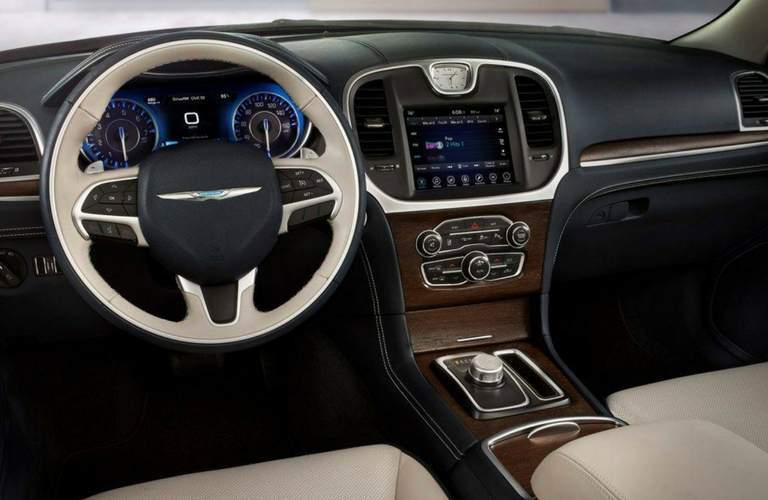 2018 chrysler 300 infotainment system