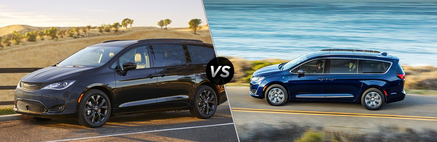 2019 Chrysler Pacifica vs 2019 Chrysler Pacifica Hybrid