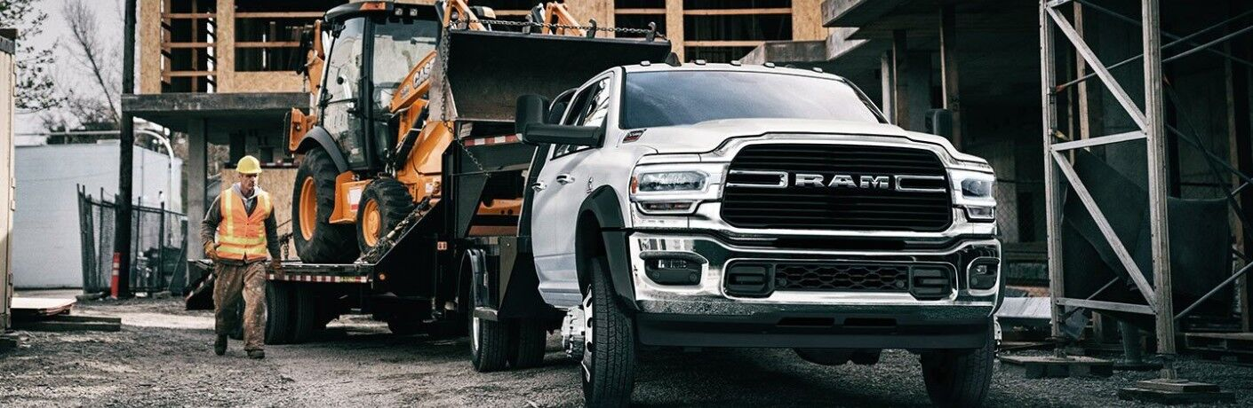 worker by 2019 Ram 5500 Chassis