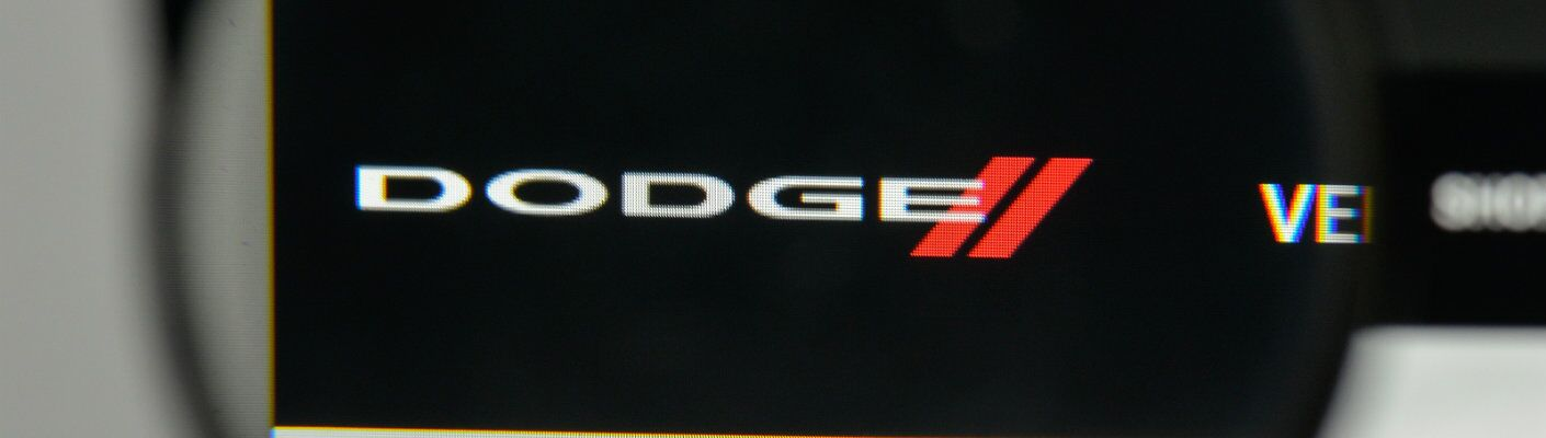 Dodge website symbol