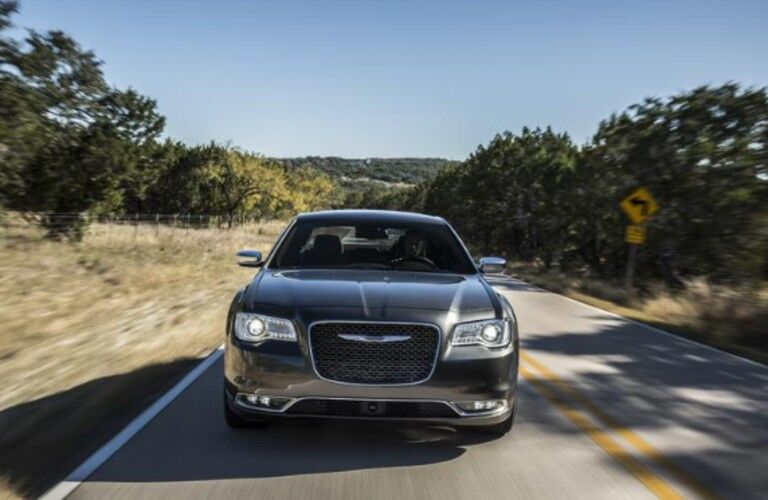 front of 2020 Chrysler 300