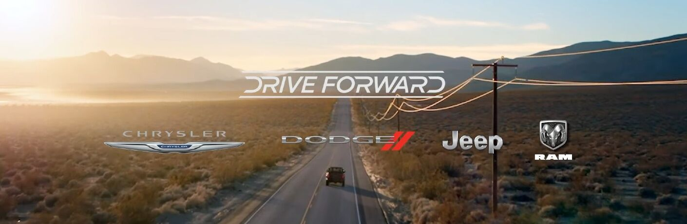 high quality drive forward with logos
