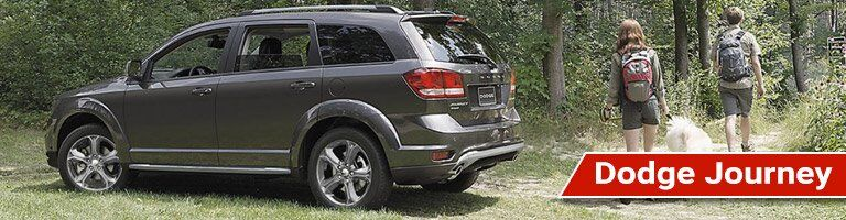 Learn more about the 2017 Dodge Journey