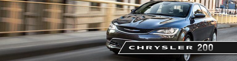 2017 Chrysler 200 Calgary AB