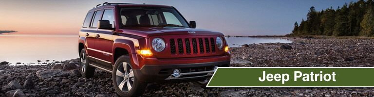 2017 Jeep Patriot in Calgary AB