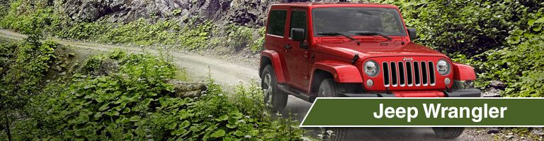 Learn more about the Jeep Wrangler