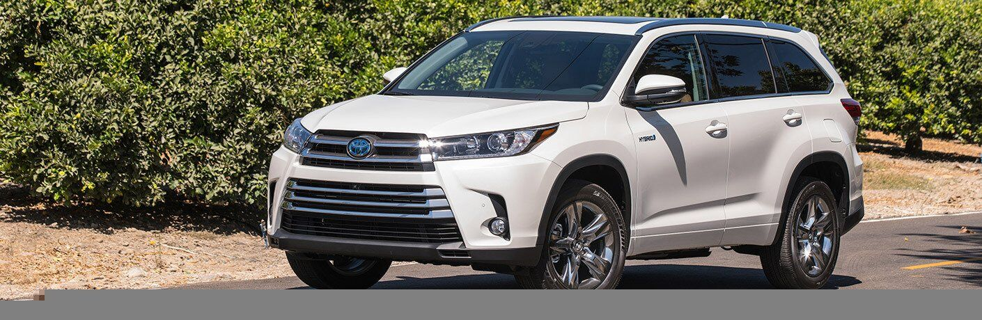 2017 Toyota Highlander Hybrid Lexington MA