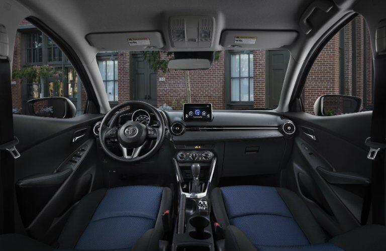 2017 Toyota Yaris iA First Row Touchscreen