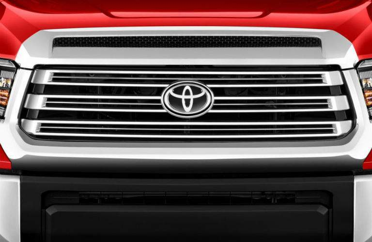 2018 toyota tundra front grille and fascia update exterior limited lexington ma_o