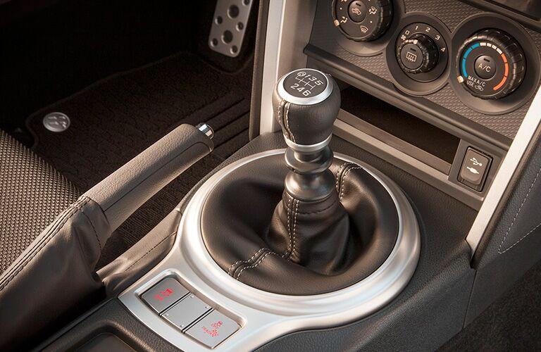 Gear shift in 2019 Toyota 86