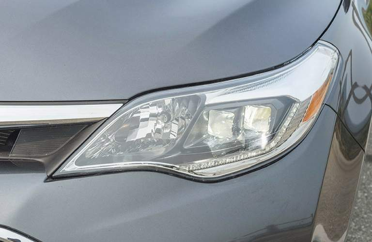 Avalon headlight