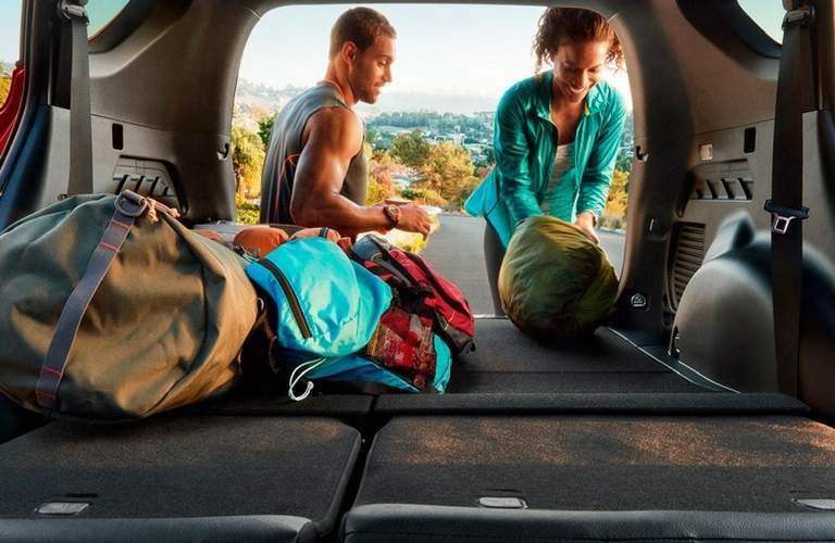 RAV4 trunk