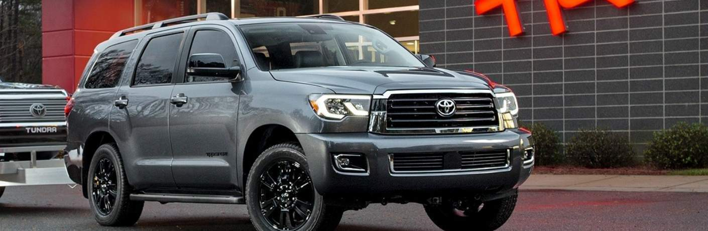 2018 Toyota Sequoia TRD Sport in Lexington, MA