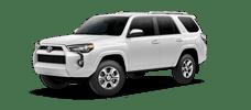 Rent a Toyota 4Runner in Lexington Toyota