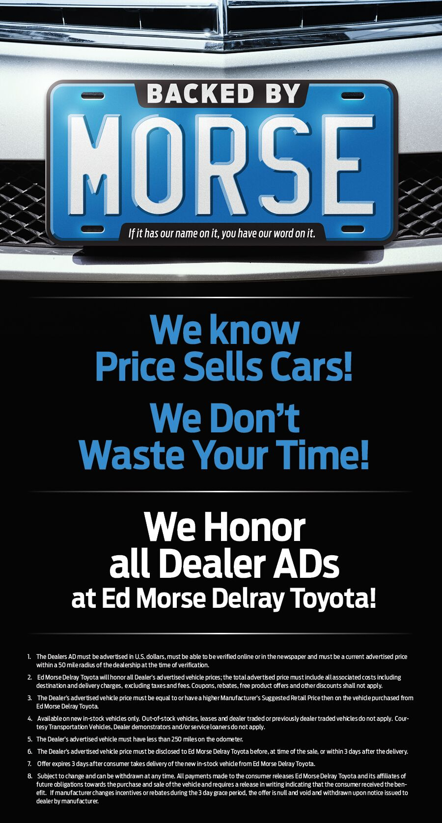 Delightful Email Ed Morse Delray Toyota