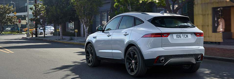 2018 Jaguar E-Pace SUV in Mills River, NC