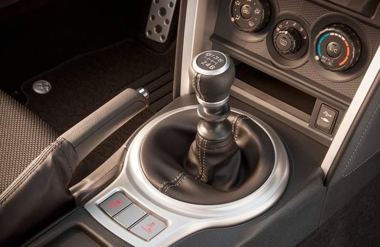 2018 Toyota 86 gear shifter