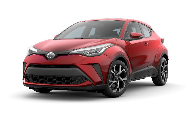 A photo of the 2020 Toyota C-HR.