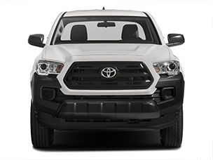 2018 Toyota Tacoma vs. 2018 GMC Canyon