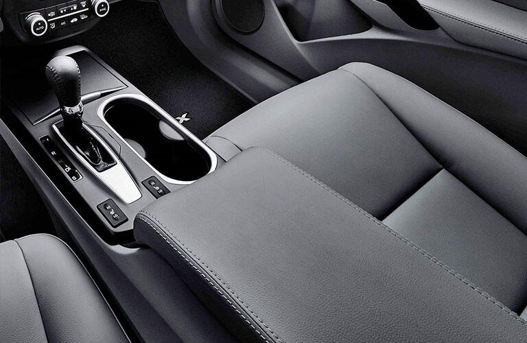 2018 Acura RDX shifter