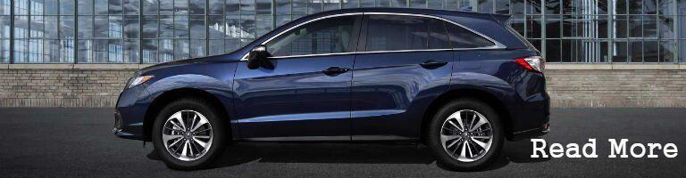 2017 Acura RDX specs