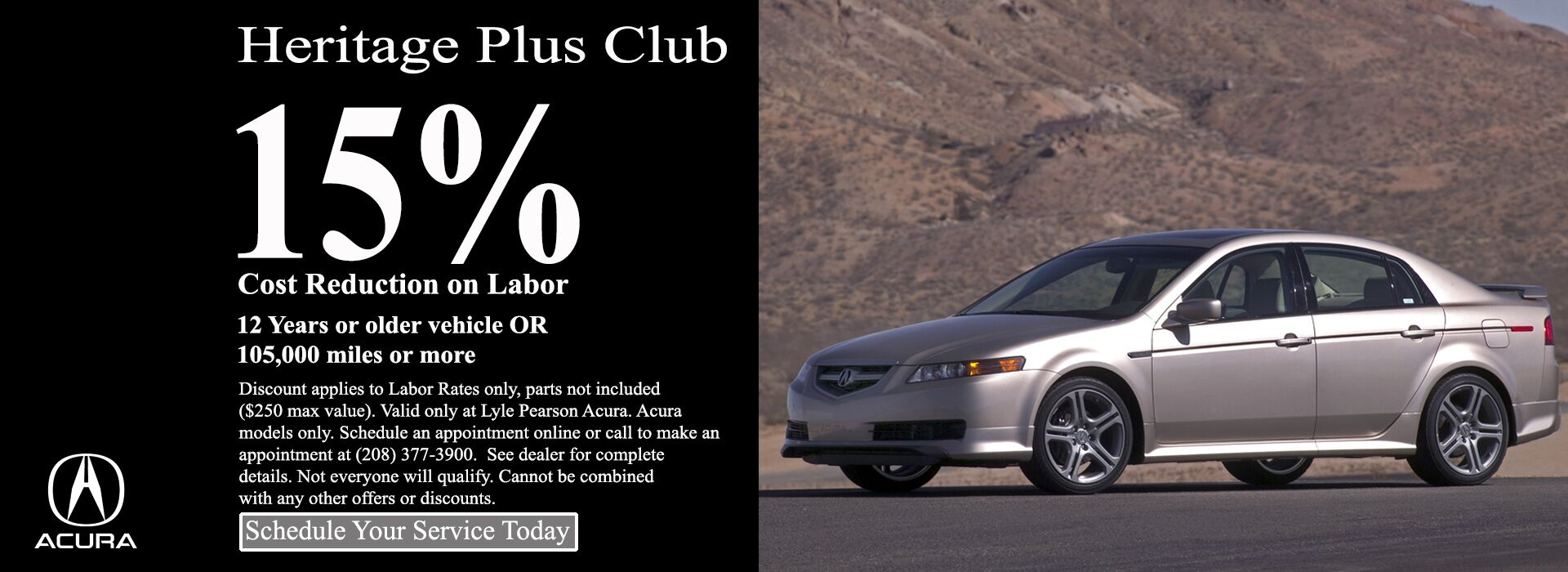Boise Idaho Acura Dealership Lyle Pearson Acura - Discount acura parts