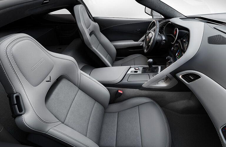 2020 Chevrolet Camaro front seats