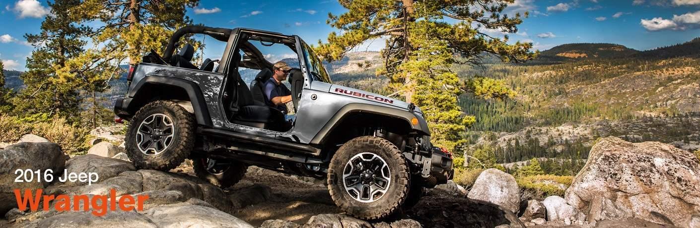 Used Jeep Wrangler Winchester VA