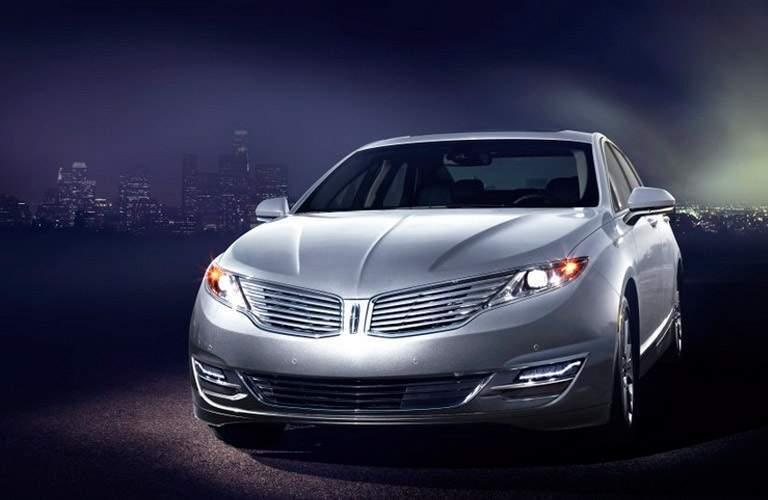 silver 2015 Lincoln MKC