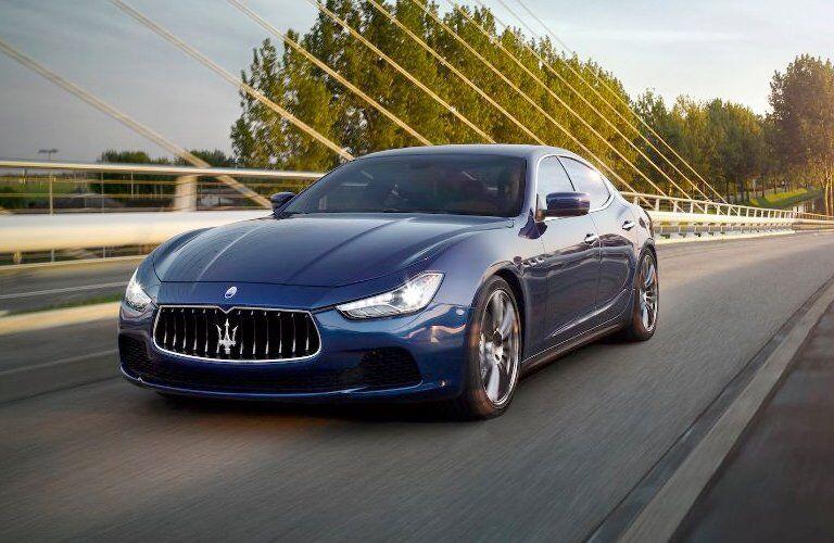 2017 Maserati Ghibli Style