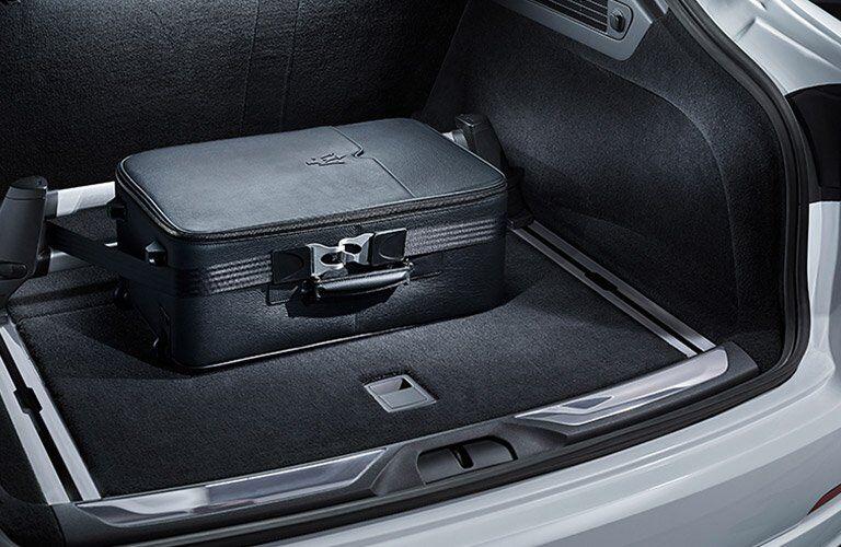 Maserati Levante Cargo Space