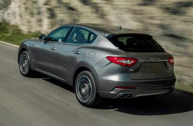 2018 Maserati Levante exterior rear
