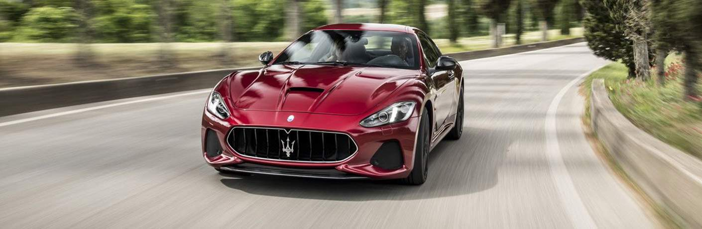 2018 Maserati GranTurismo in Greenville, SC