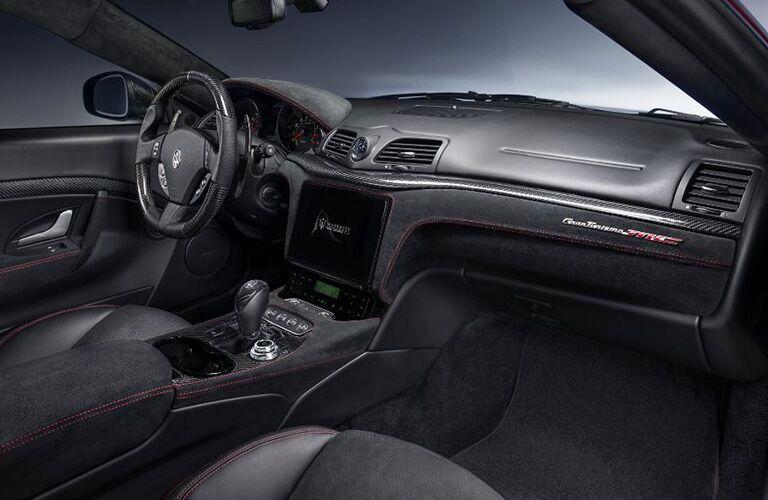 2019 Maserati GranTurismo interior front