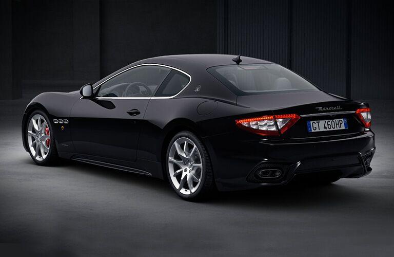 2019 Maserati GranTurismo exterior rear