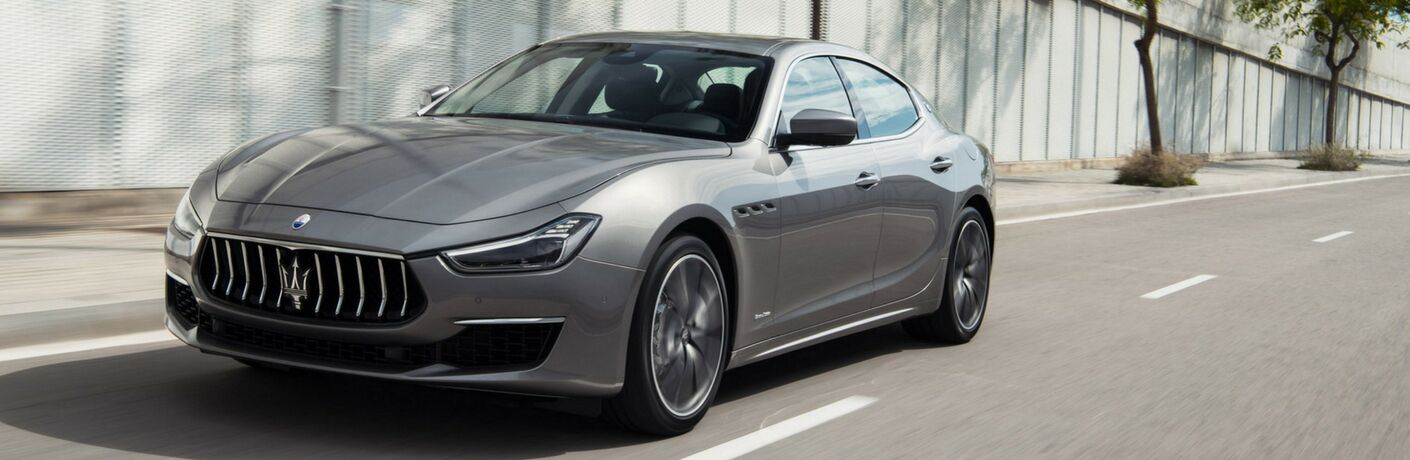 2019 Maserati Ghibli full view