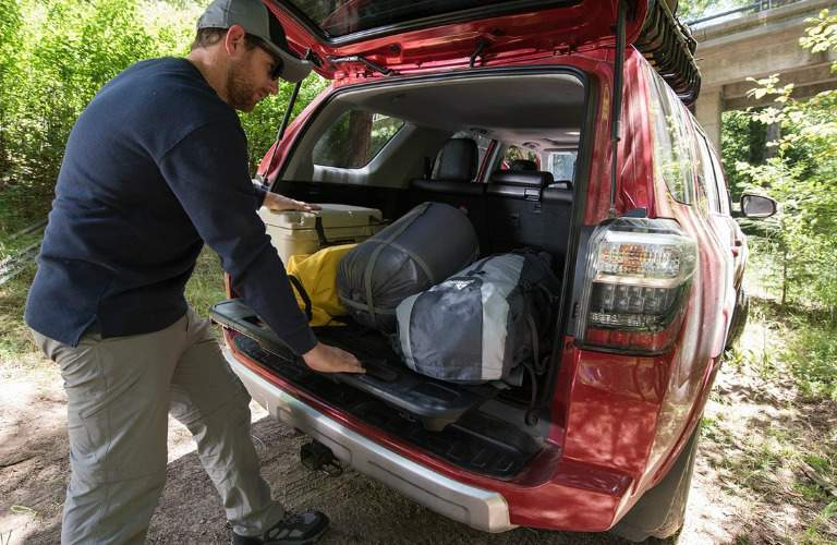 2018 Toyota 4Runner near Downers Grove IL Cargo Area