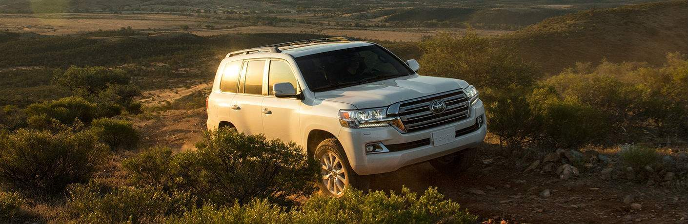 2018 Toyota Land Cruiser near Downers Grove IL
