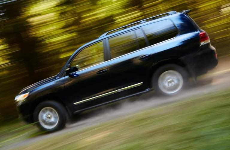 2018 Toyota Land Cruiser near Downers Grove IL Performance