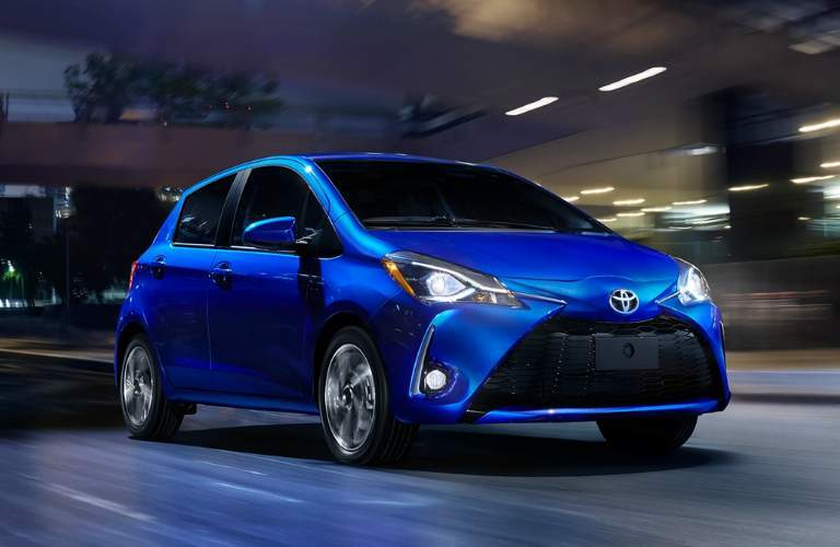 2018 Toyota Yaris near Downers Grove IL Performance