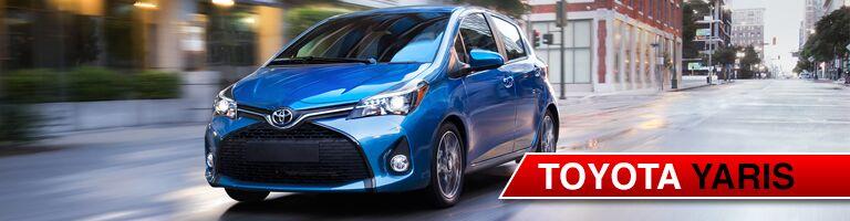 Toyota Yaris 2017 #11