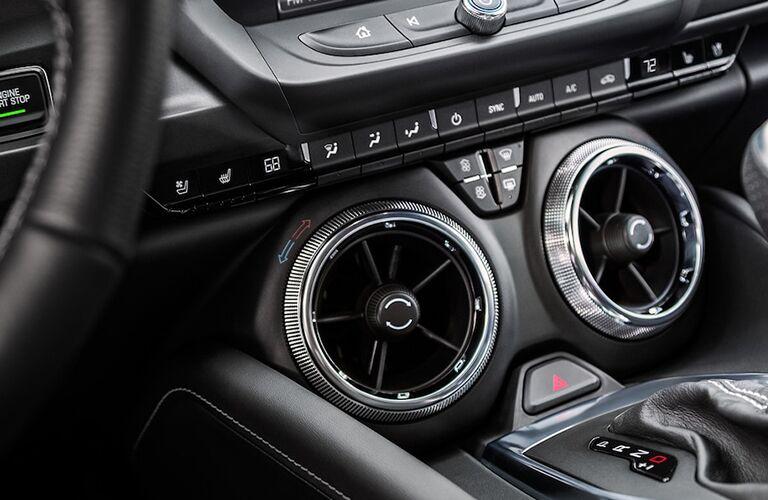 2018 Chevrolet Camaro AC system