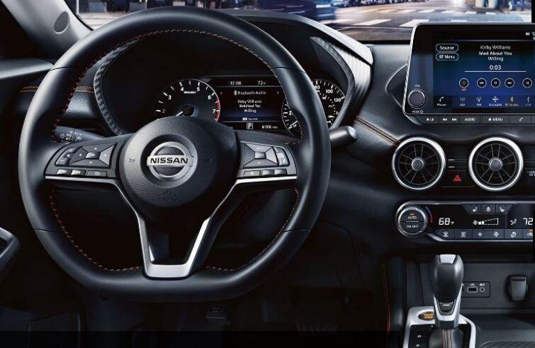 2020 Nissan Sentra wheel view