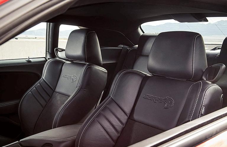 2021 Dodge Challenger front seats