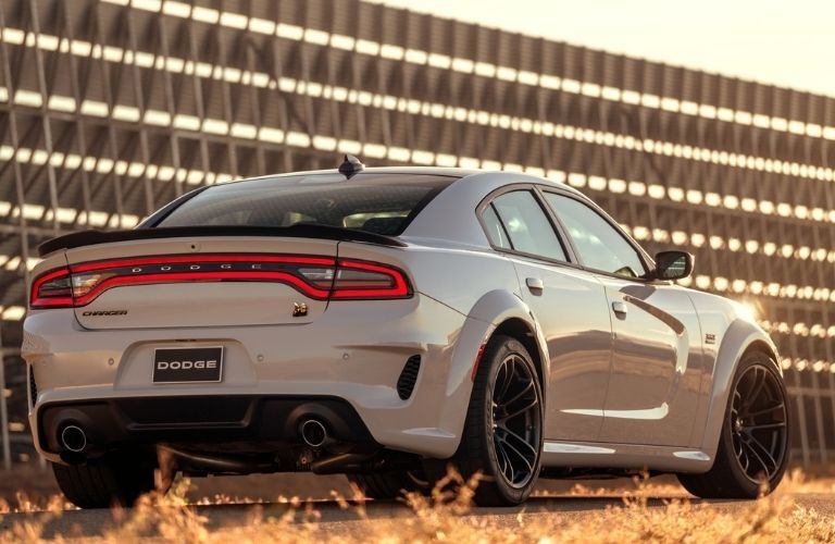 2021 Dodge Charger rear quarter view