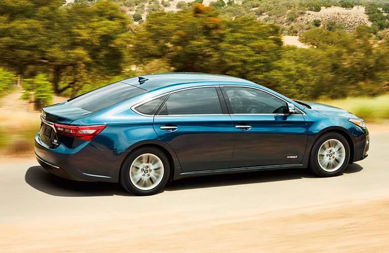 2018 Toyota Avalon Hybrid Fresno CA Performance