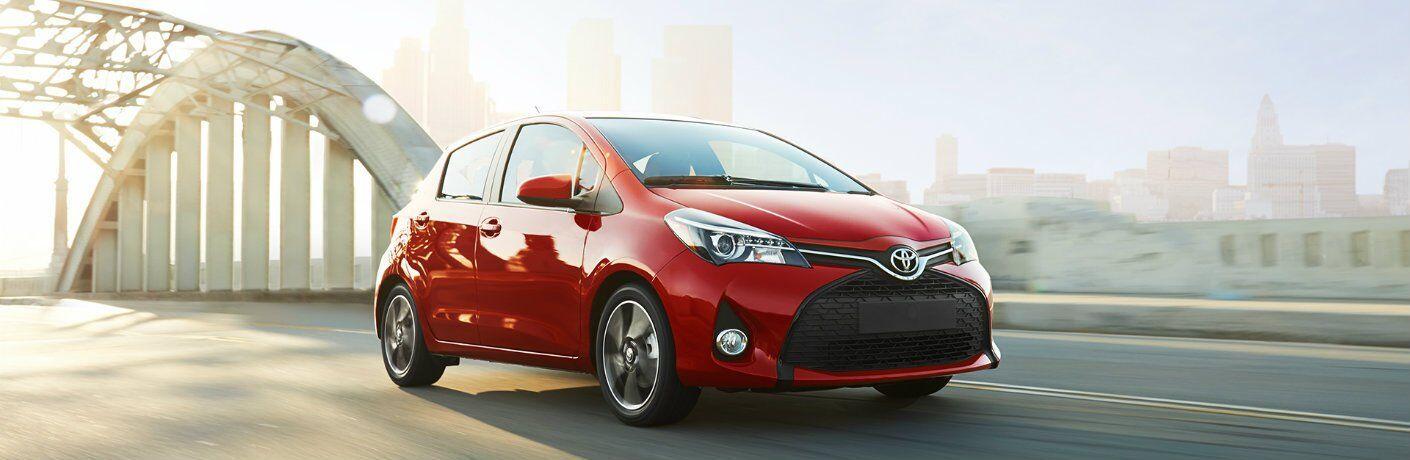 2017 Toyota Yaris Fresno CA
