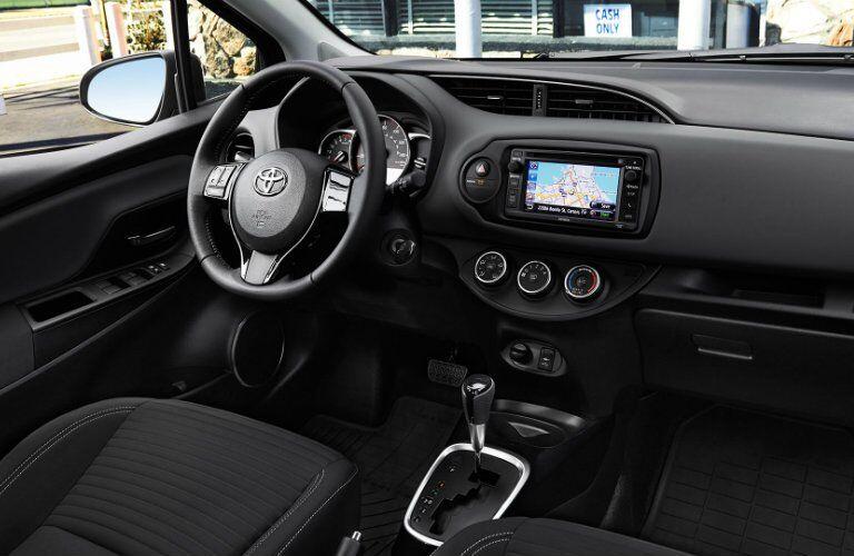2017 Toyota Yaris Infotainment